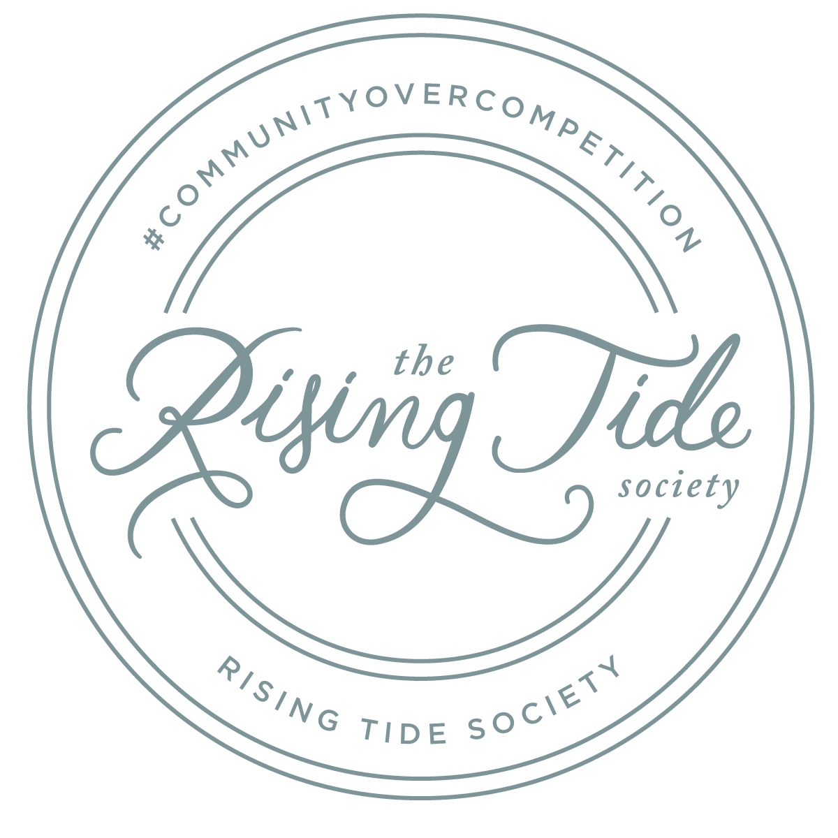 Rising Tide Society - Community over Competition