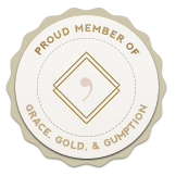 Proud Member of Grace, Gold & Gumption