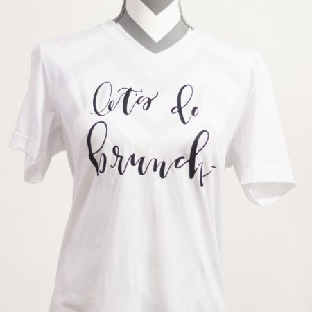 Let's do Brunch Tees